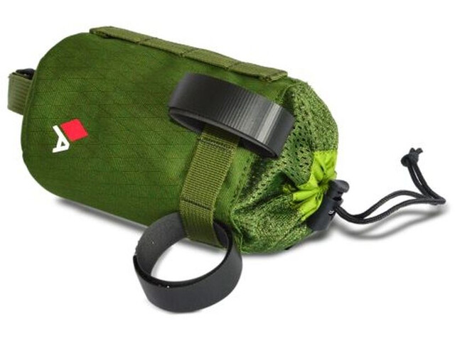 Acepac Bike Bottle Bag green